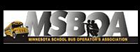 Minnesota School Bus Operators Association logo